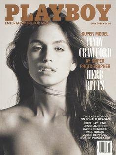 Cindy Crawford, juillet 1988