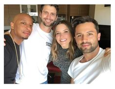 One Tree Hill Cast, Nathan Scott, Sophia Bush, Fan Page, It Cast, Couple Photos, Instagram Posts, Waiting, Mini