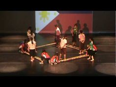 Tinikling Dance - YouTube...the gang and I did the hard moves and ones we made up..music has never changed though! lol