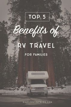 "When your ""home away from home"" is on WHEELS, good things happen. Read more on the top 5 benefits of RV travel for families. Travel Nursing, Rv Travel, Places To Travel, Travel Tips, Travel Ideas, Canada Travel, Travel Hacks, Time Travel, Travel Destinations"