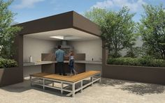 How Does Pergola Provide Shade House Design, Pool House, Home, Outdoor Pizza, New Homes, Outdoor Design, Modern Gazebo, Porch And Terrace, Outdoor Kitchen