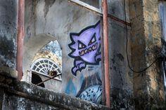 Graff usine de Pierrefonds Saint-Pierre Images, Photos, Batman, Superhero, Fictional Characters, Art, Photography, Art Background, Kunst