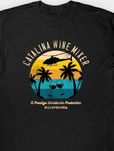 catalina wine mixer #TaporVine #Wine #WineMaking #Drinking #GirlsWhoDrink #Booze Wine Mixers, Drinking, Mens Tops, T Shirt, Supreme T Shirt, Beverage, Tee Shirt, Drink, Tee