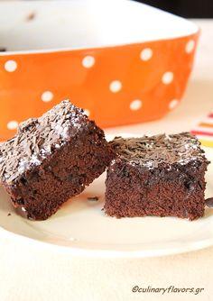 You searched for vegan - Culinary Flavors Brownie Pan, Vegan Brownie, White Chocolate Ganache, Chocolate Flavors, Biscuits, Cupcakes, Fudge, Vegan Recipes, Vegetarian