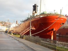 """The Laker """"SS William A Irvin"""" Museum - Duluth (Saint Louis County), Minnesota - 11/10/13 (Pronghorn Touring/Flickr)"""