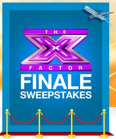 Fox.com is organizing the X FACTOR Finale Sweepstakes and is giving away the chance to win a trip to Los Angeles!