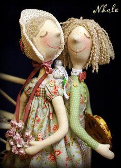 NKALE :-) В каждой игрушке сердце: Первое свидание