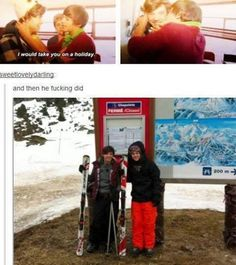 *sobs uncontrollably* if you couldn't tell already, I woke up with some major Larry feels