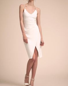 15 Minimalist Wedding Dresses to Shop Now - PureWow