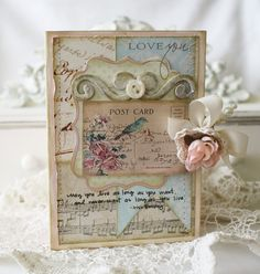 Wow I love the design, colors, accents everything about this card is gorgeous!