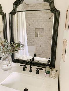 Dollhouse Miniature Bathroom Bath Shower Tap Waterfall Model Toy T cw