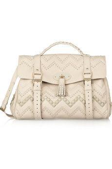 d56e58469248 Mulberry Zigzag studded leather shoulder bag Mulberry Bag