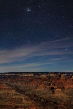 size: Photographic Print: The Grand Canyon on a Moonlit Night, and Constellation Auriga with Bright Star Capella by Babak Tafreshi : Auriga Constellation, Bright Stars, Constellations, Find Art, Framed Artwork, Grand Canyon, Northern Lights, 21st, Branding