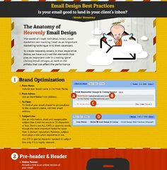 email & newsletter design best practices an interactive #infographics & checklist www.socialmediamamma.com