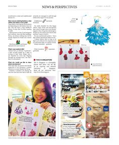 The Art of Petals (Pg 2/2) --- (Epoch Times, Singapore Edition: Issue 496, Oct 3 – Oct 16, 2014)