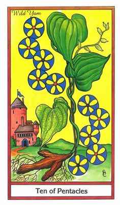 Card of the Day – 10 of Pentacles – Thursday, November 3, 2016 « Tarot by Cecelia