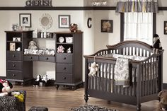 Black And Grey Decor Ideas For Baby Rooms Design Room