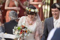 Rachel + Keith's Outdoor Lord Of The Rings Wedding - When Geeks Wed