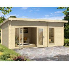 Köp kompletta Attefallshus till bra pris | Byggmax