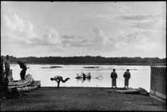 Henri Cartier-Bresson JAPAN. Honshu. Niigata prefecture. Sado Island. 1965.Magnum Photos