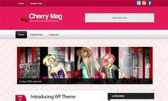 CherryMag WordPress Template