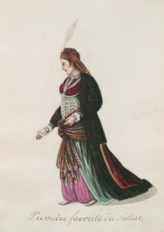 28 Best 19th Century Album Of Ottoman Fashion Images Ottoman