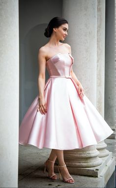 Award Winning Bridal Wear from Ireland – Bridal, Bridesmaid and Communion on Special Day… Tea Length Bridesmaid Dresses, Tea Length Dresses, Bridesmaids, Strapless Dress Formal, Formal Dresses, Communion, Dress Collection, Special Day, Wedding Styles