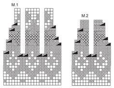 """DROPS 116-49 - El conjunto se compone de: mini-poncho, gorro y manoplas DROPS en punto jacquard con """"Eskimo """". - Free pattern by DROPS Design"""