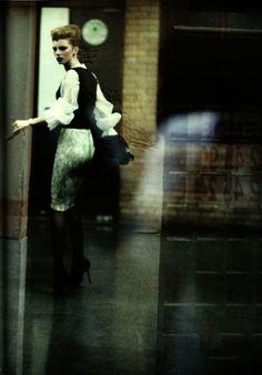 Luca Gadjus in Bella figura / Vogue Germany November 2008 (photography: Alexi Lubomirski) via fashioned by love / british fashion blog
