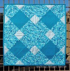 Made from beautiful Robert Kaufman fabrics.