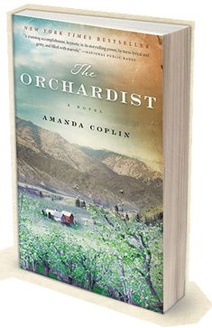 Orphaned as a teen, Talmadge manages to build an apple and apricot orchard in Washington and becomes a virtual recluse.  When two young, pregnant girls show up on his land, he takes them in and his life is forever changed.  I liked the beginning of this book, but it was a slow, hard read.