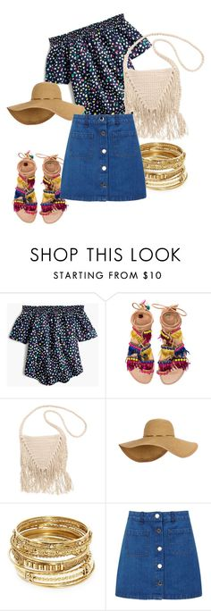 """Shopping day!"" by susannah-williams on Polyvore featuring J.Crew, Elina Linardaki, Billabong, ABS by Allen Schwartz and Miss Selfridge"