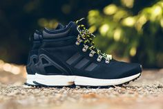 "adidas ZX Flux Winter Boot ""Core Black"""