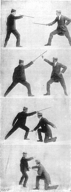 Bartitsu, the self-defence art of many Victorian gentlemen, mentioned by Conan Doyle when he brought Sherlock Holmes back to life.