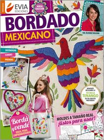 BORDADO Mexicano Nº 01 - 2016