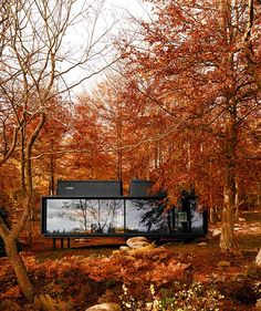 ur new weekly theme is. Landscape & Architecture ‼️‼️ What do you think of this amazing contemporary cabin?Tag your friends and let us Duplex House Design, Tiny House Design, Modern House Design, Shelter Architecture, Modern Architecture House, Landscape Architecture, Gothic Architecture, Architecture Photo, Container Home Designs