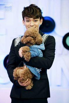 #Chen #exo @oxmariieee