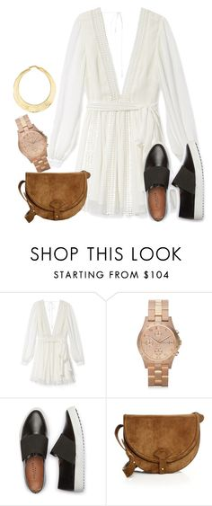 """Sheila"" by agnes-adellina on Polyvore featuring Rebecca Minkoff, Marc by Marc Jacobs, Maiyet and Ross-Simons"