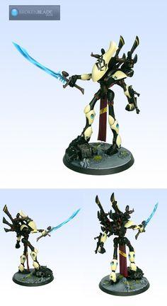 Eldar Wraithlord - Brokenblade
