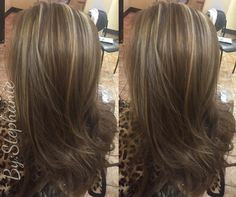 Partial highlights by nicole socialbeautytogo social beauty partial highlights solutioingenieria Images