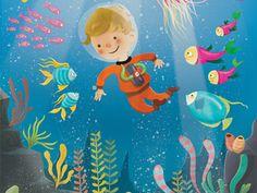 Portfolio - tom knight illustrationtom knight illustration i Painting For Kids, Painting & Drawing, Art For Kids, Children's Book Illustration, Character Illustration, Nursery Art, Cute Art, Illustrators, Art Projects