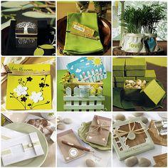 Eco-friendly wedding favor ideas