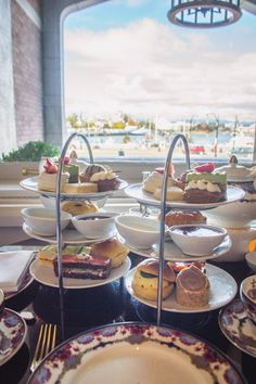 Fairmont Empress Afternoon Tea