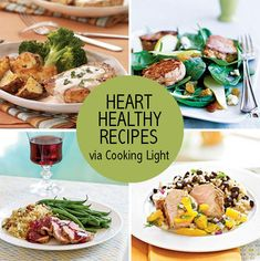 Cooking Light has done it again! Here are some of my favorite heart-healthy recipes for pork. 1. Pork Chops with Mustard Cream [...]