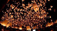 Bali lantern festival
