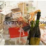 Además de nuestros exquisitos dulces, cestas y cajas preparadas con nuestros chocolates & +,  CAVAS en El obrador de Tom.c/León y Escosura 8,Oviedo.#nochevieja #Cava