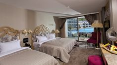 Wohnbeispiel im 5* Hotel Thor Luxury Hotel & Villas