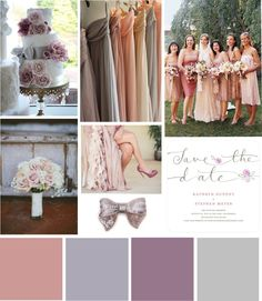 Encouraged in order to the website, in this occasion I will provide you with about Wedding Colors Dusty Rose Colour Palettes. Dusty Rose Color, Dusty Purple, Lilac Grey, Pink Color, Pink Purple, Trendy Wedding, Wedding Styles, Dream Wedding, Fall Wedding Colors