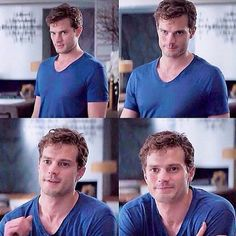 Christian, the pancake scene. His facial expressions are great!