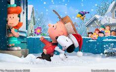 The Peanuts Movie  -  Pinned 12-21-2015.